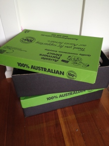 Aussie Farmer boxes