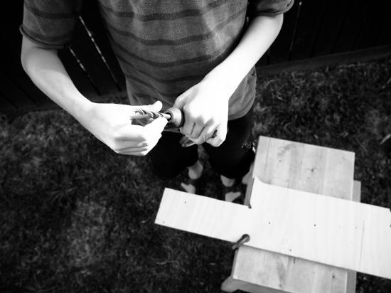 Hand Drilling