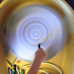 Color Spinning
