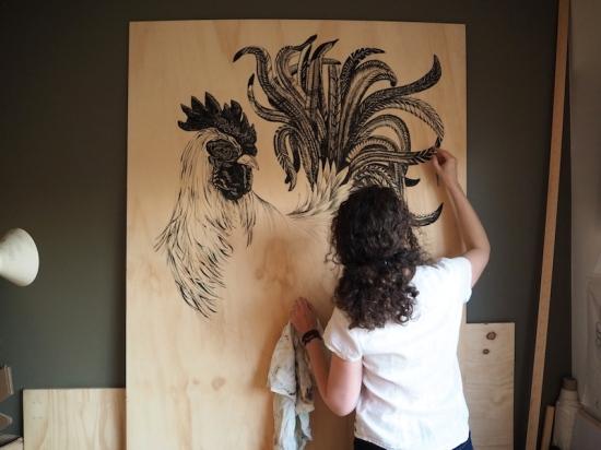 artist Alice N.L.
