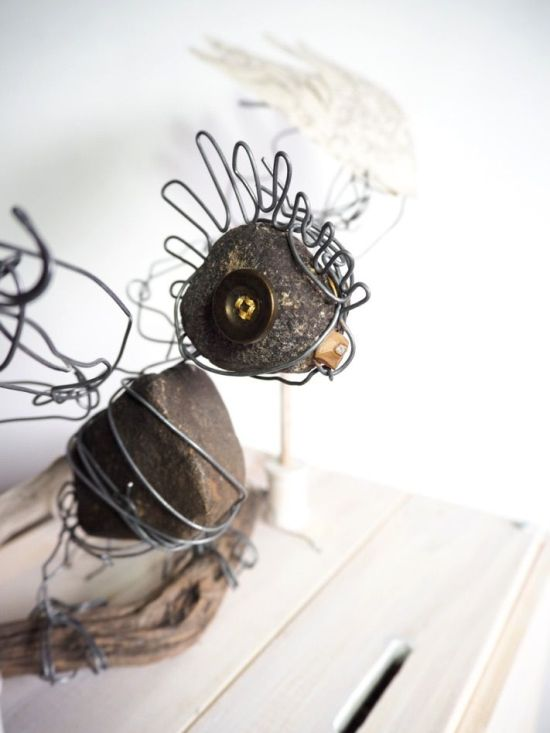 Mechanical Cockatoo 1