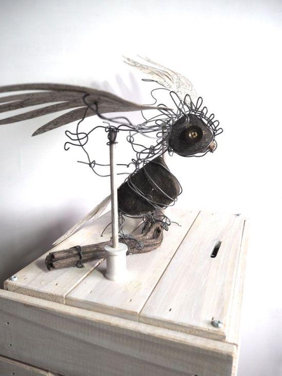 Mechanical Cockatoo 2